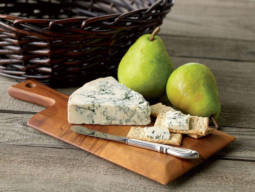 Comice Pears and Havarti or Stilton Cheese