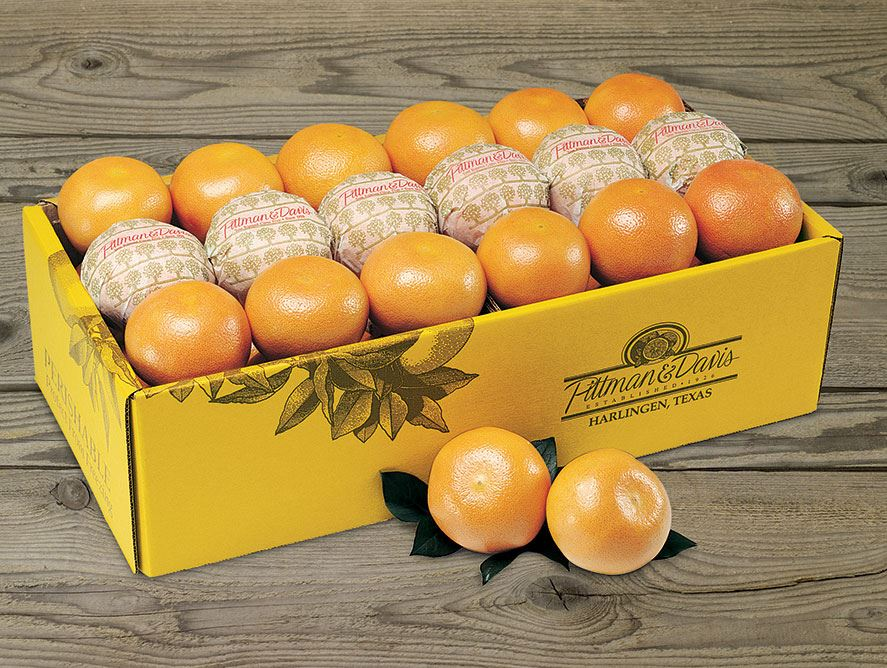 value pack of ruby red grapefruit