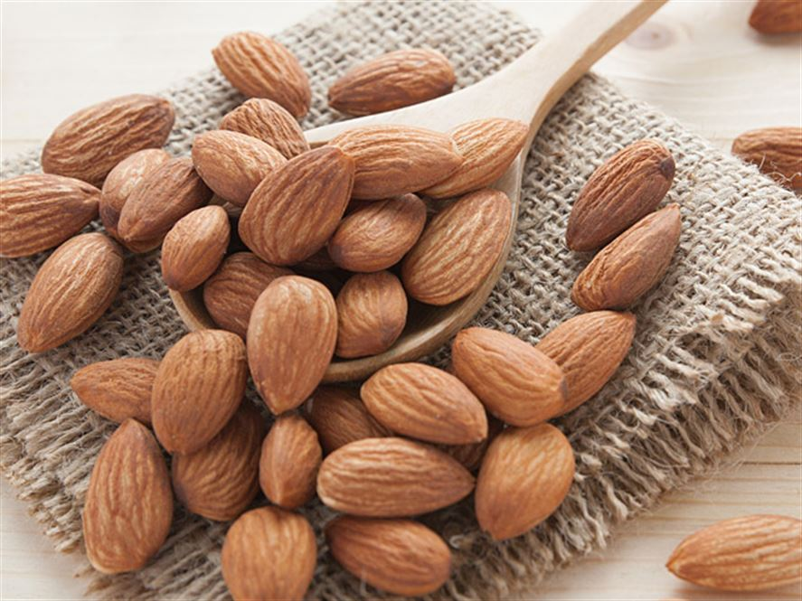 3 lb. Bag of Almonds