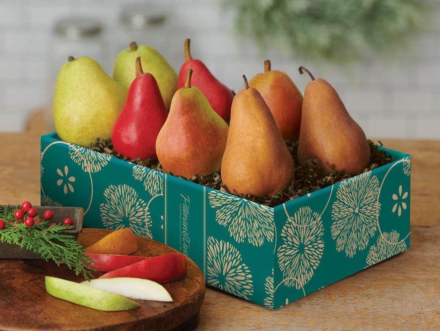 Pear Variety Sampler Box
