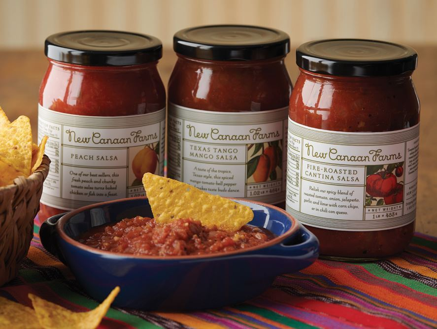 Hill Country Peach Salsa