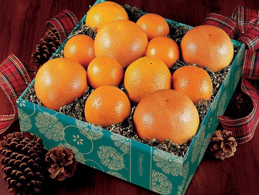 Navels, Ruby Red Grapefruit & Tangelos
