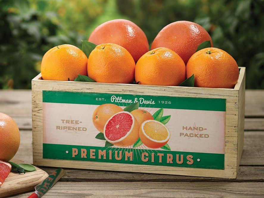 Grapefruit & Oranges Crate