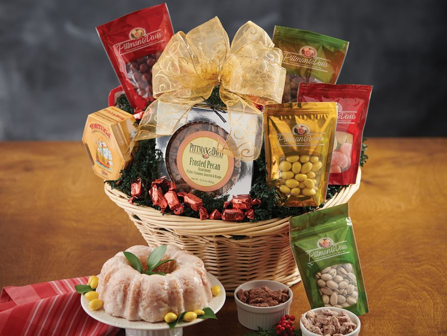 Grand Confection Basket