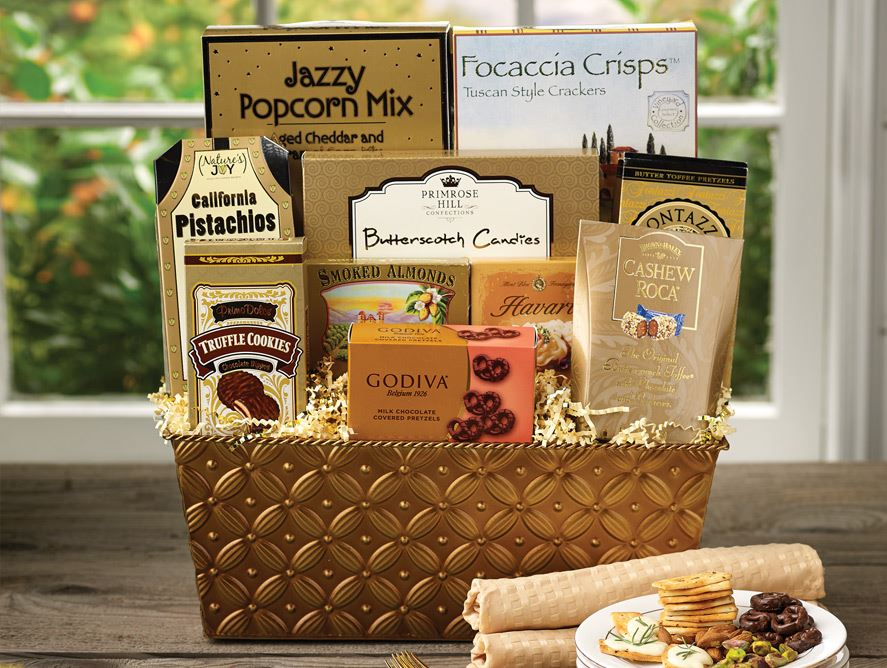 Image result for gracious gourmet basket