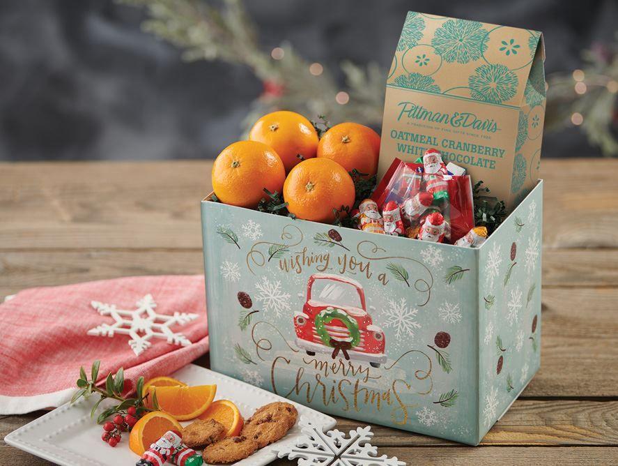 Merry Christmas Hostess Gift