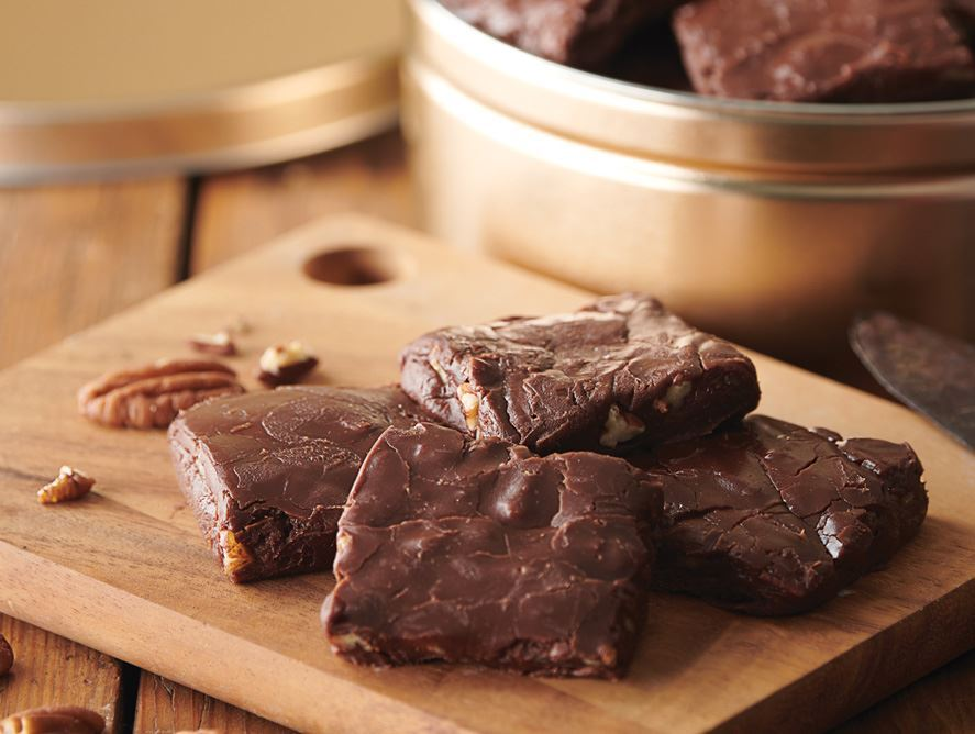 Texas Pecan Fudge 10 Piece