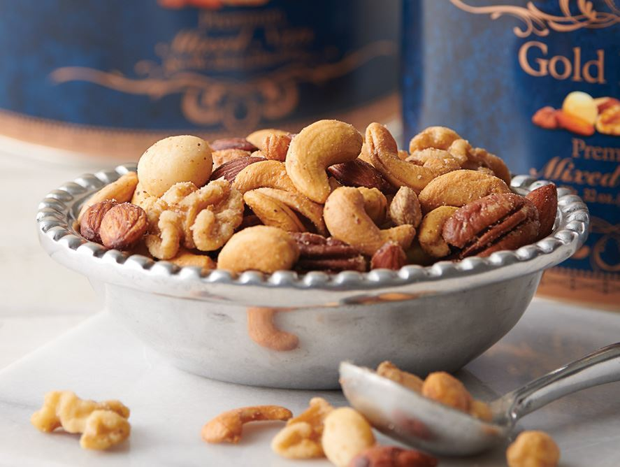 Finest Gourmet Mix Nuts