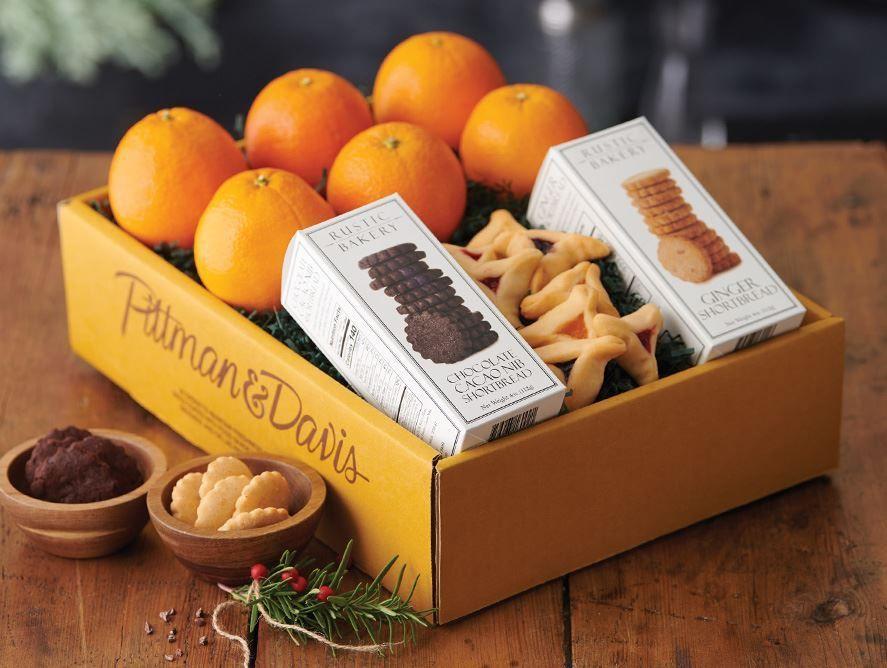 Rustic Bakery Box