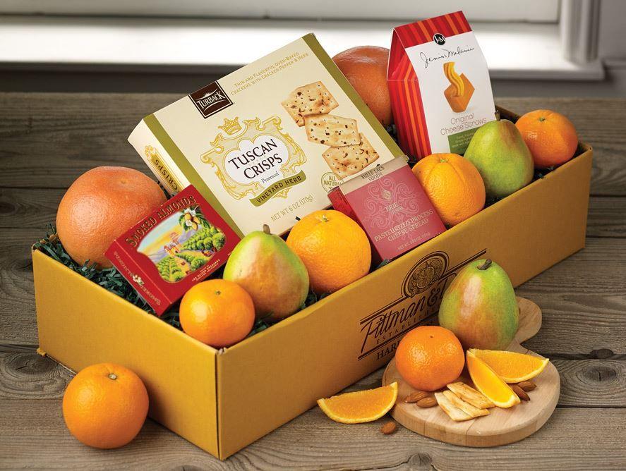 Savory Snacks Variety Box
