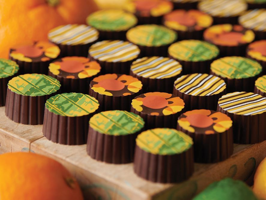 12 Artisan Truffles