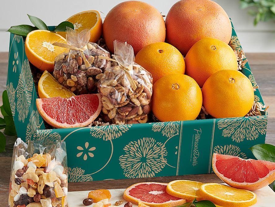 Shareable Snacks Gift Box