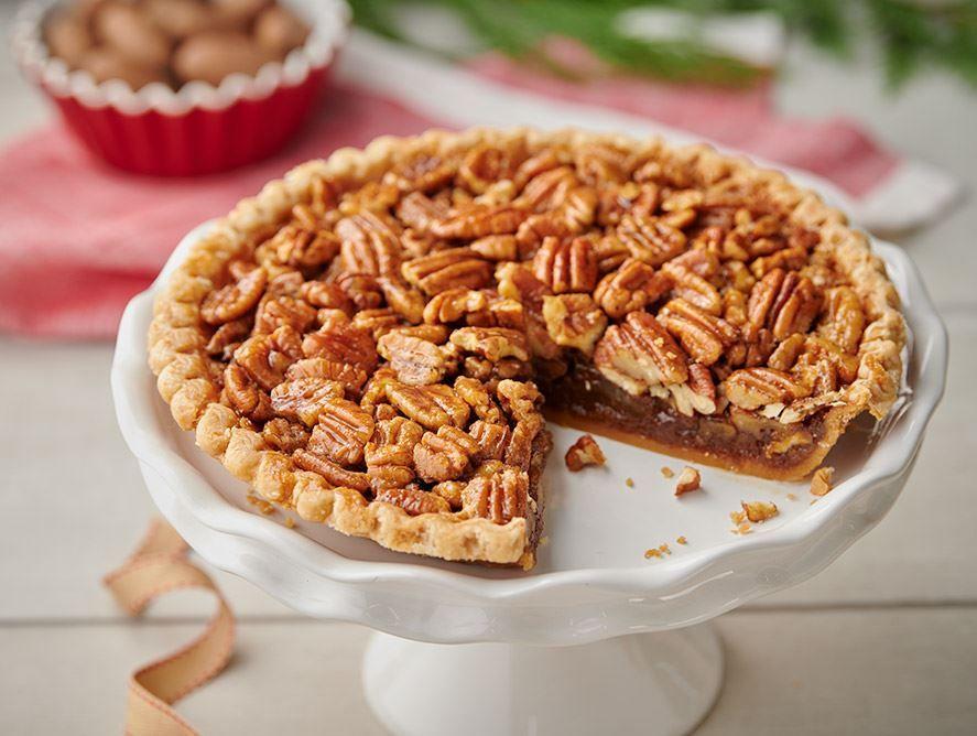 Texan Whole Halves Pecan Pie