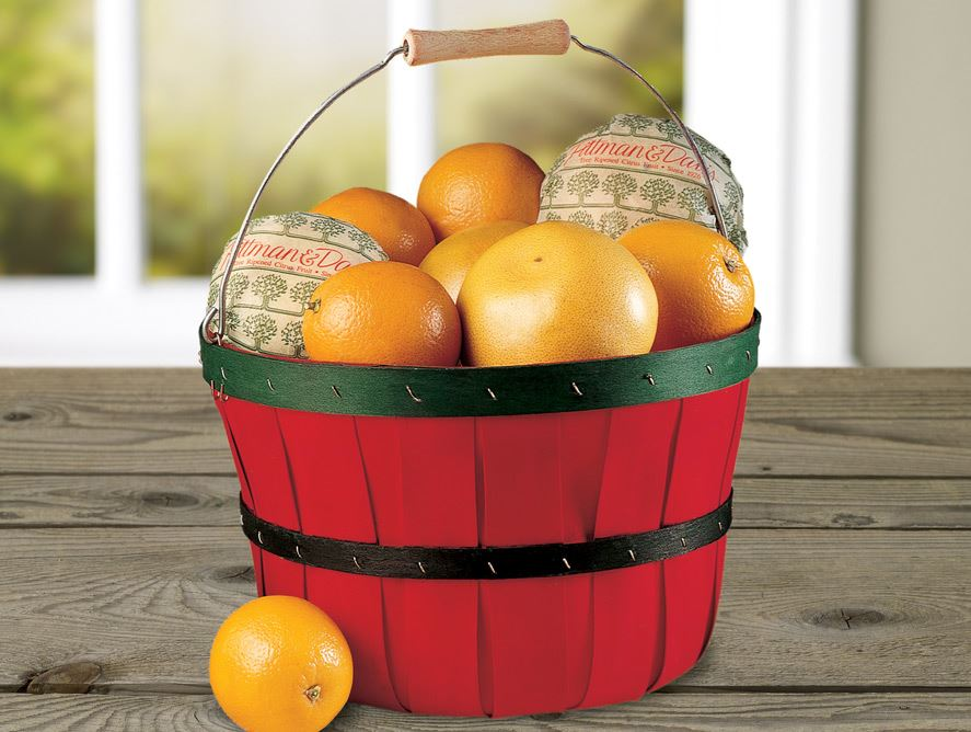Half-Bushel Bountiful Basket