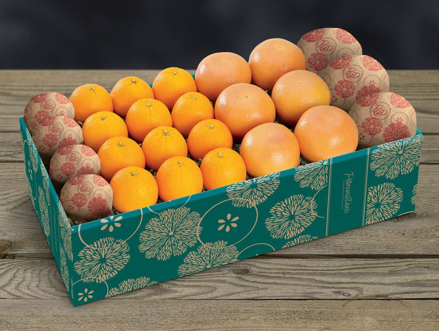 Mixed Bushel Carton