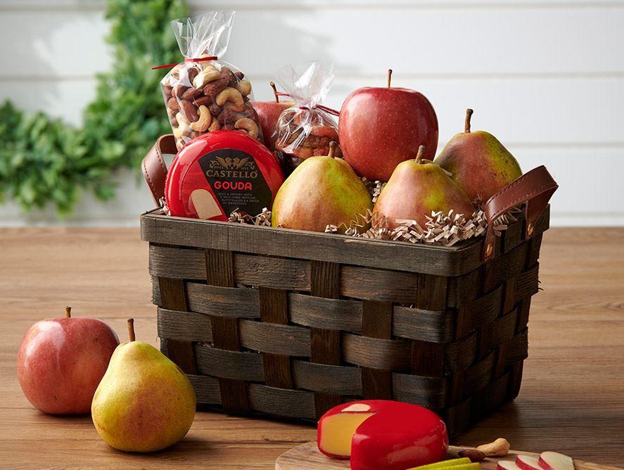 Comice Pears & Christmas Assortment