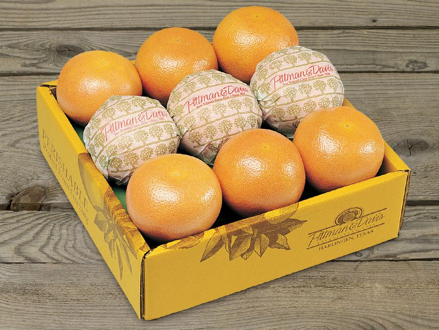quarter bushels ruby red grapefruit