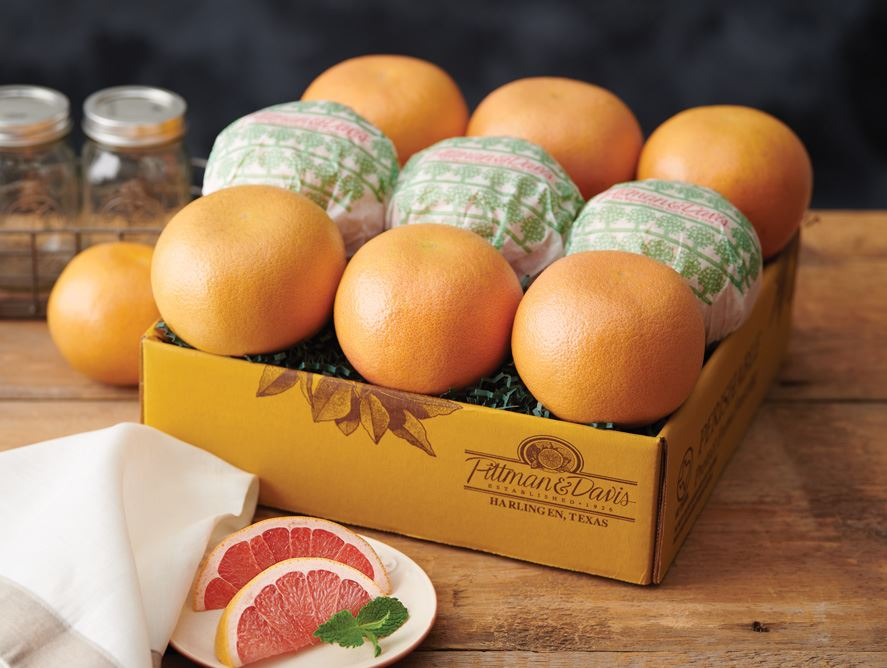 Citrus Supply Club 1/4 Bushel Grapefruit