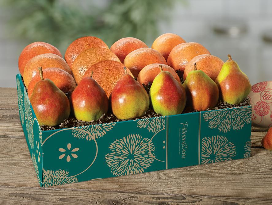 The Dozen Gift Box Plus Comice Pears