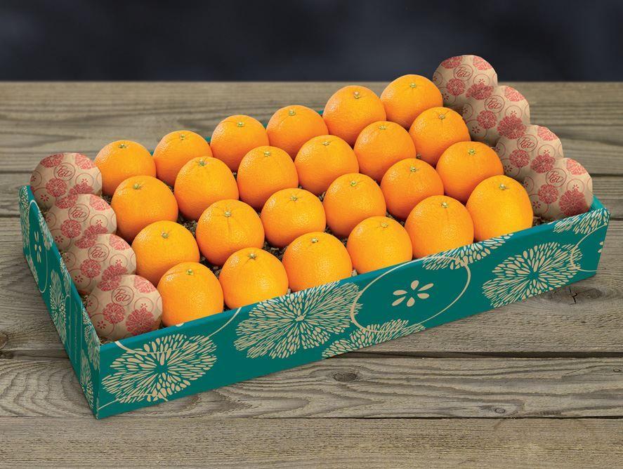 Citrus Supply 1/2 Bushel Oranges