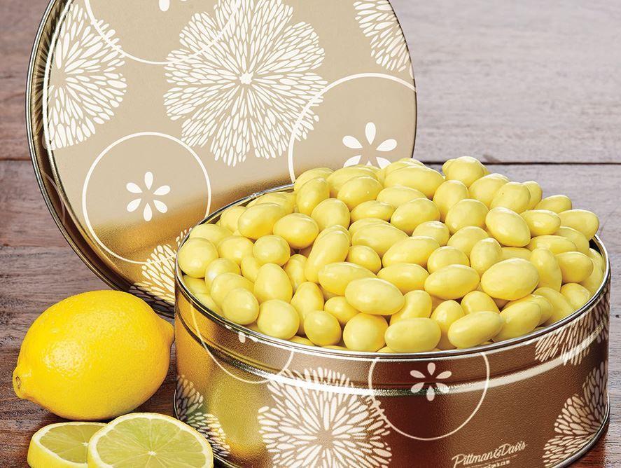 Lemon Cr�me Almonds