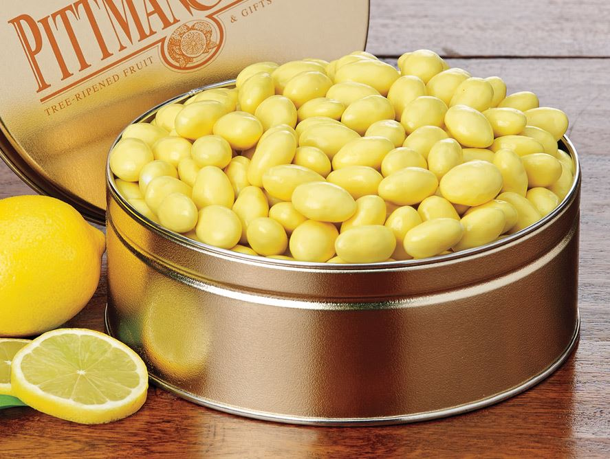 Lemon Cr�me Almonds