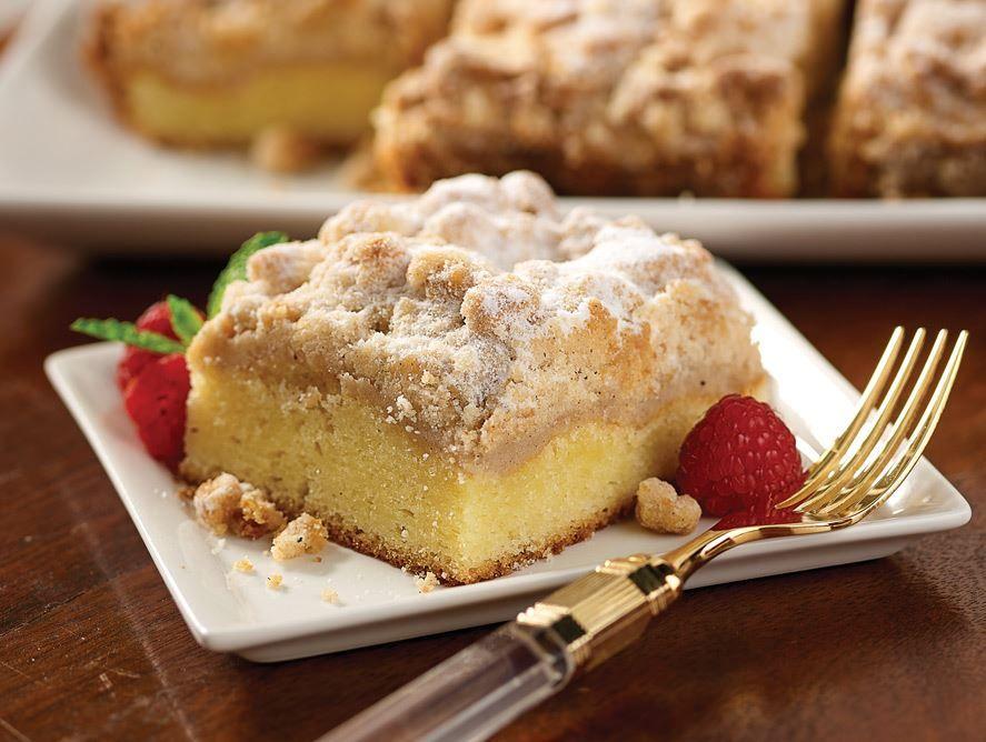 The Best Crumb Cake Recipe You Ve Got