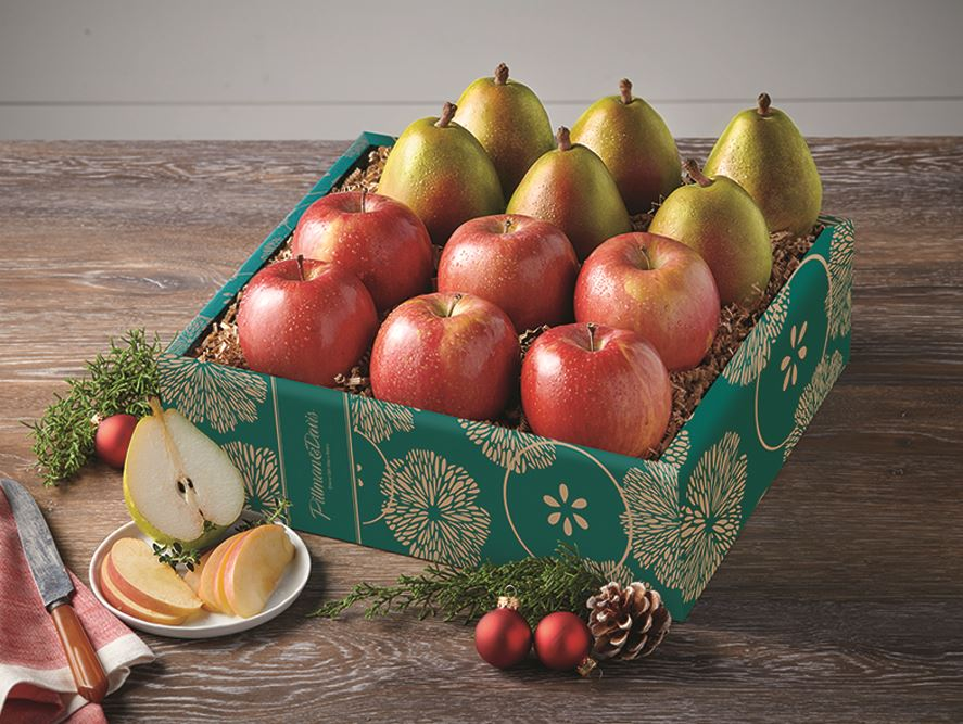 Pears & Apples Gift Box